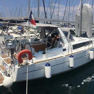 Beneteau Oceanis 38   Audacious D