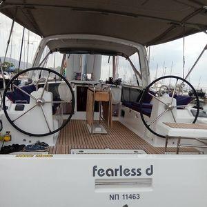 Beneteau 41   Fearless D
