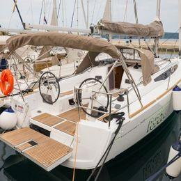 Jeanneau Sun Odyssey 349 | Popeye