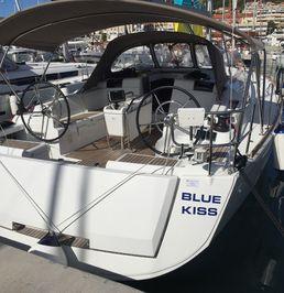 Jeanneau Sun Odyssey 449 | Blue Kiss