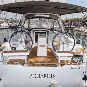 Beneteau Oceanis 35 | Aquarius