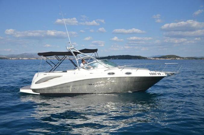 Sea Ray 275 | Amberjack