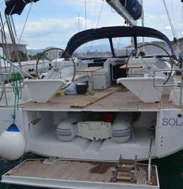 Hanse 575 | Solan