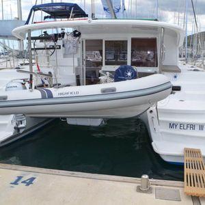 Lagoon 400 S2 | My Elfri 3