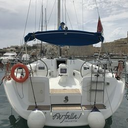 Beneteau Cyclades 50 | Farfalla I