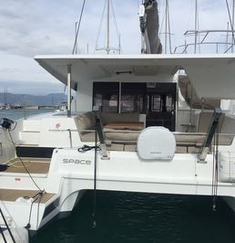 Fountaine Pajot Lucia 40 | Space