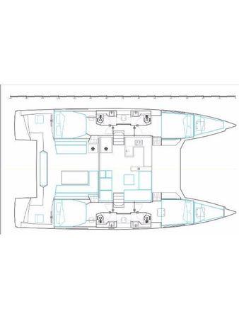 Nautitech 46 Fly   Alphabeta
