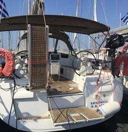 Jeanneau Sun Odyssey 439   Esperanza