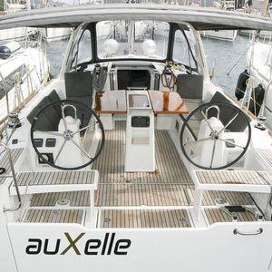 Beneteau Oceanis 38 | auXelle