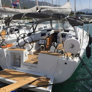 Hanse 415 | Take a Break