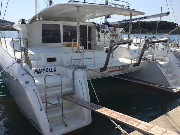 Lagoon 421 | Marielle