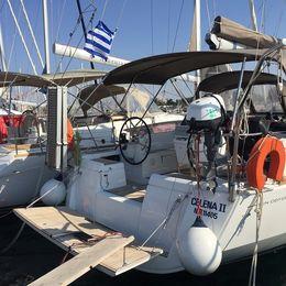 Jeanneau Sun Odyssey 449   Celena 2