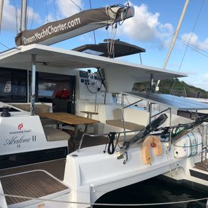Fountaine Pajot Lucia 40 | Abalone 2