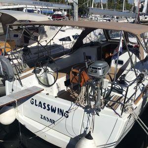 Jeanneau Sun Odyssey 349 | Glasswing