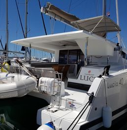 Fountaine Pajot Lucia 40 | Luce