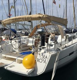Dufour 410 | Sea Rose