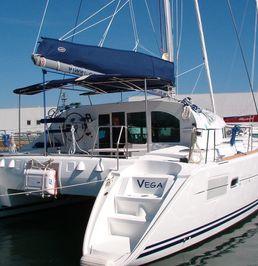 Lagoon 410 S2   Vega