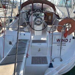 Beneteau Oceanis Clipper 331 | Wind 1