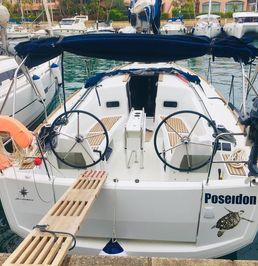Jeanneau Sun Odyssey 349   Poseidon