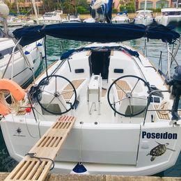 Jeanneau Sun Odyssey 349 | Poseidon