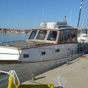 Betina Shipyard 50 | Gangaro
