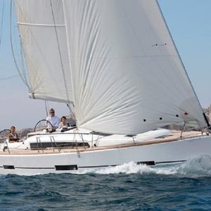 Dufour 412   Rose de Mer