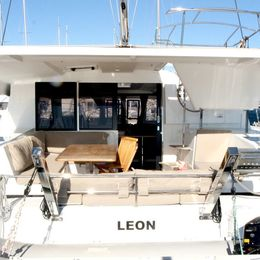 Fountaine Pajot Lucia 40 | Leon