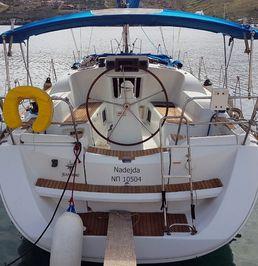 Jeanneau Sun Odyssey 36   Nadejda