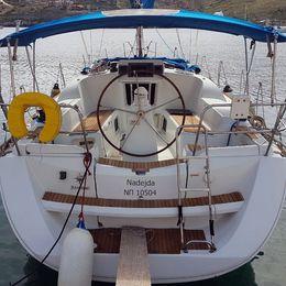 Jeanneau Sun Odyssey 36 | Nadejda