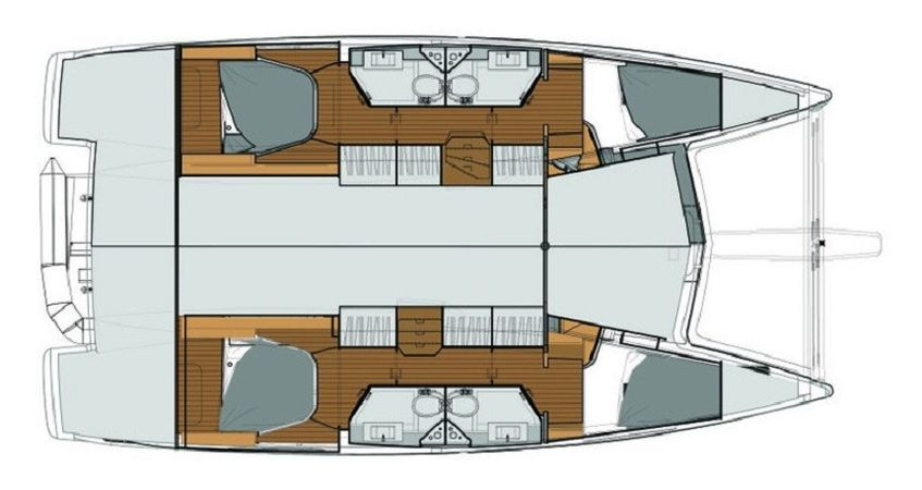 Fountaine Pajot Lucia 40 | Lucia's Dream