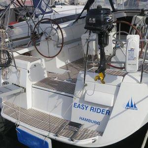 Jeanneau Sun Odyssey 409 | Easy Rider