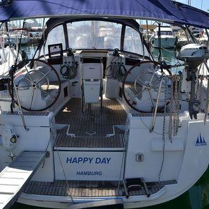 Jeanneau Sun Odyssey 439 | Happy Day