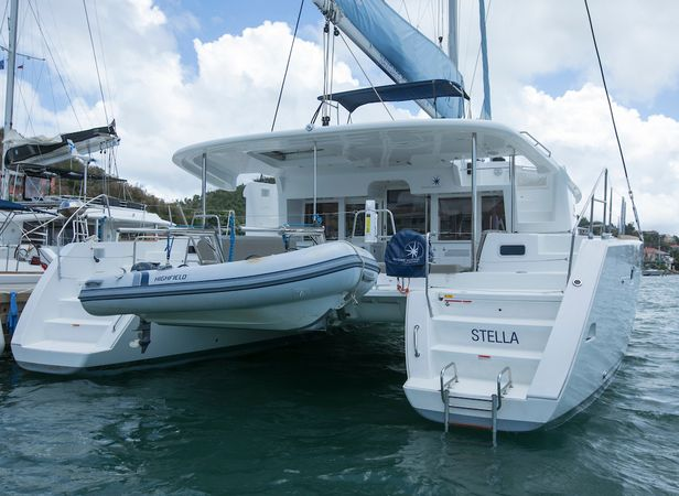 Lagoon 450 S   Stella