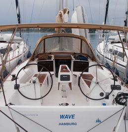 Dufour 350 | Wave