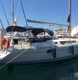 Jeanneau Sun Odyssey 44 | Let's Fly