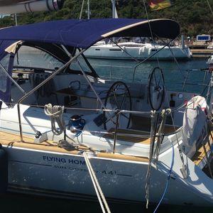 Jeanneau Sun Odyssey 44 | Flying Home