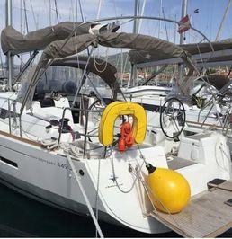 Jeanneau Sun Odyssey 449 | 10 in 2 - Cape Verde