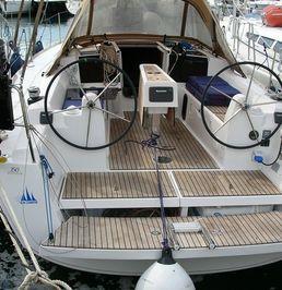Dufour 350 | Moonsail