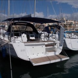 Dufour 460   Catch the Wind