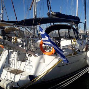 Jeanneau Sun Odyssey 40 | Deo Volente