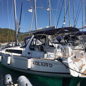 Beneteau Oceanis 38 | Denebola 1