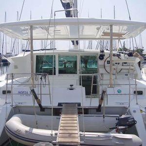 Noleggio catamarani - Grecia