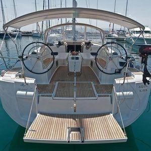 Jeanneau Sun Odyssey 509 | Aqua kiss