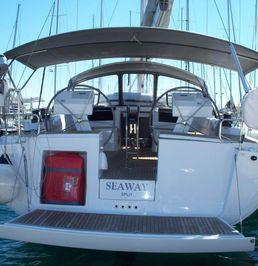 Hanse 455 | Seaway
