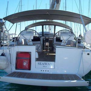 Hanse 455   Seaway