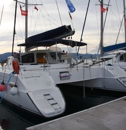 Fountaine Pajot Belize 43 | The Big Easy