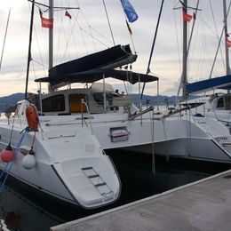 Fountaine Pajot Belize 43   The Big Easy