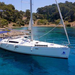 Beneteau Oceanis 54   Sail Antares