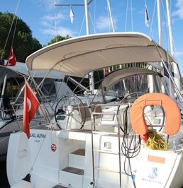 Beneteau Oceanis 40 | Sail Alpha
