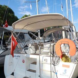 Beneteau Oceanis 40   Sail Alpha